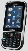 nautix x4 handheld computer